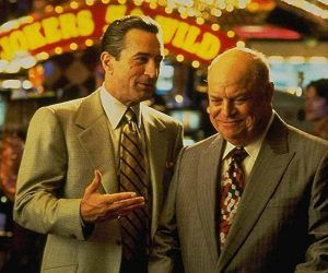Martin Scorsese film Casino Las Vegas Robert DeNiro Joe Pesci Sharon Stone