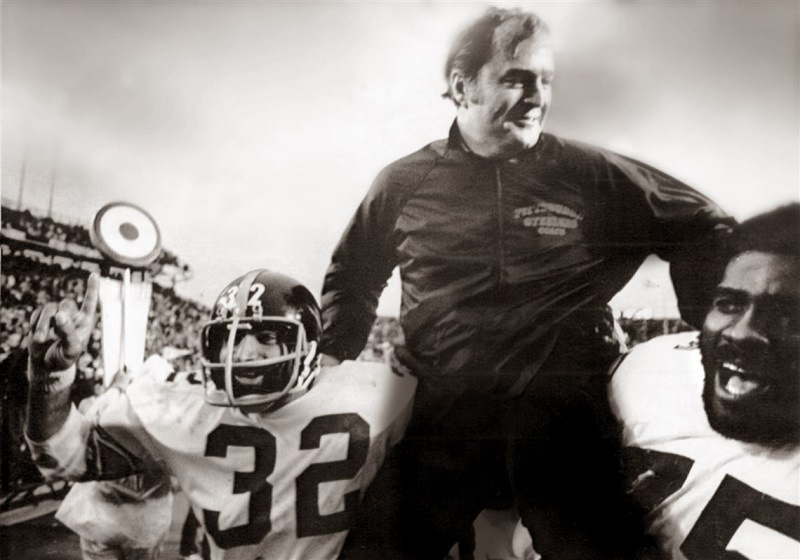 Chuck Knoll head coach Pittsburgh Steelers