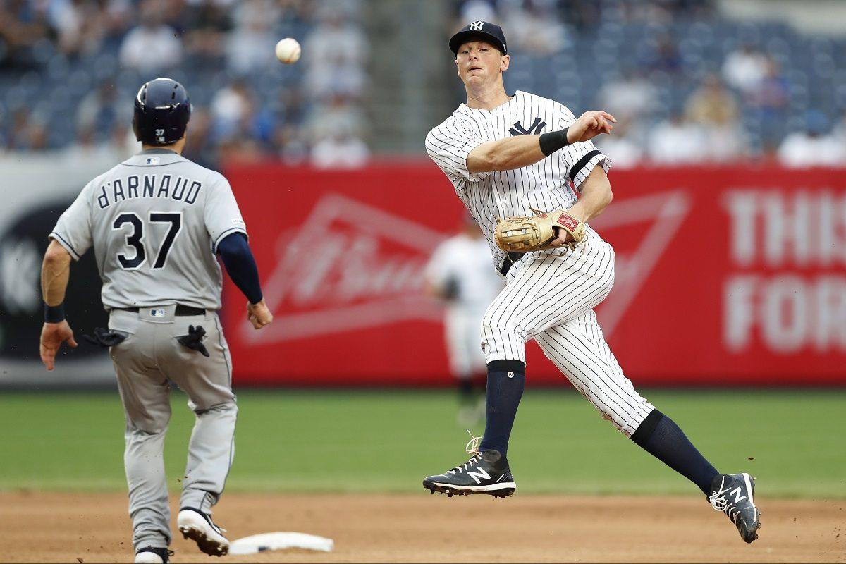 DJ LeMahieu New York NY Yankees Free Agent Contract