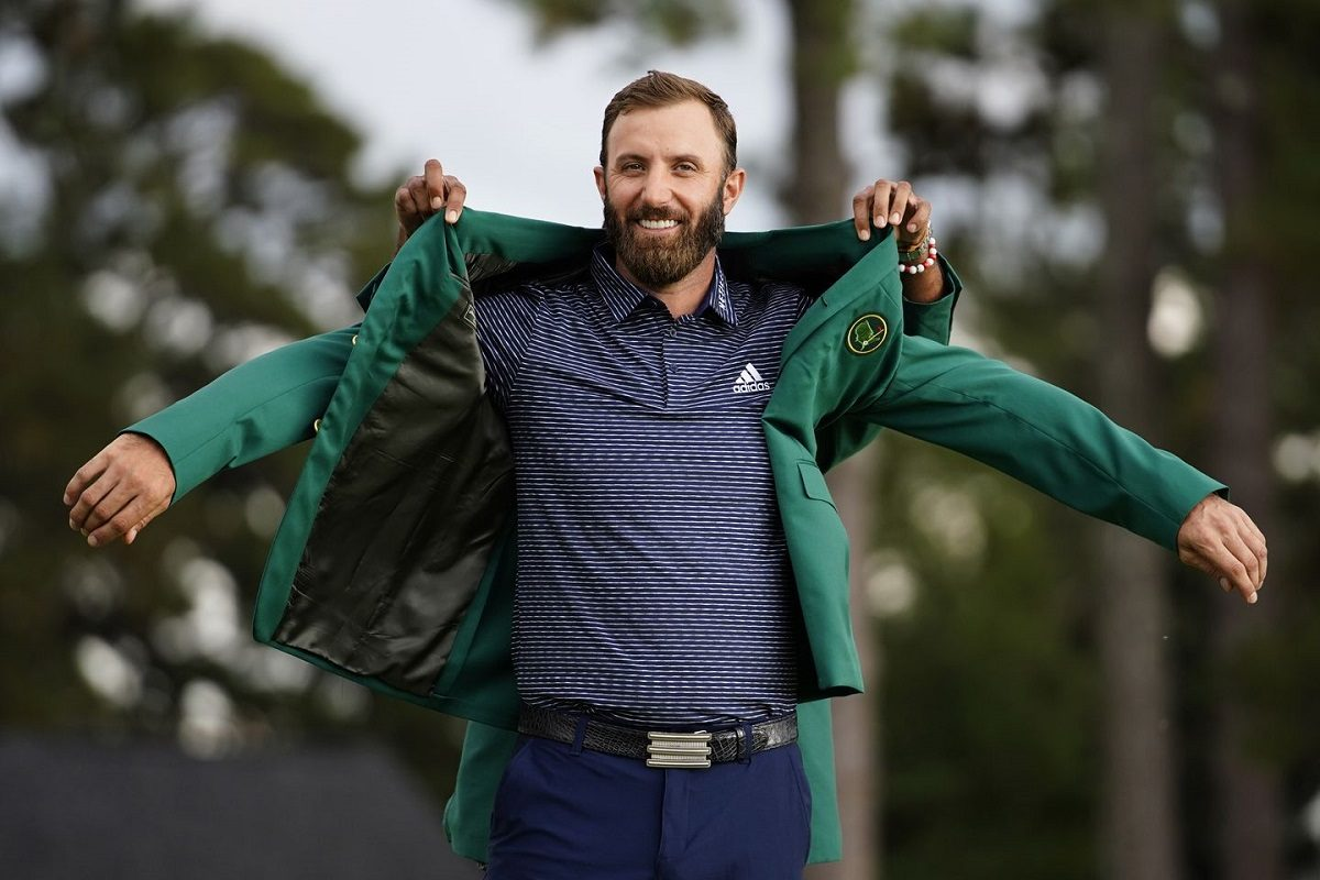 2021 Masters Odds Dustin Johnson Tiger Woods