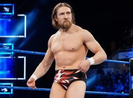 Daniel Bryan has emerged as the favorite to win the 2021 men's Royal Rumble on Sunday. (Image: WWE)