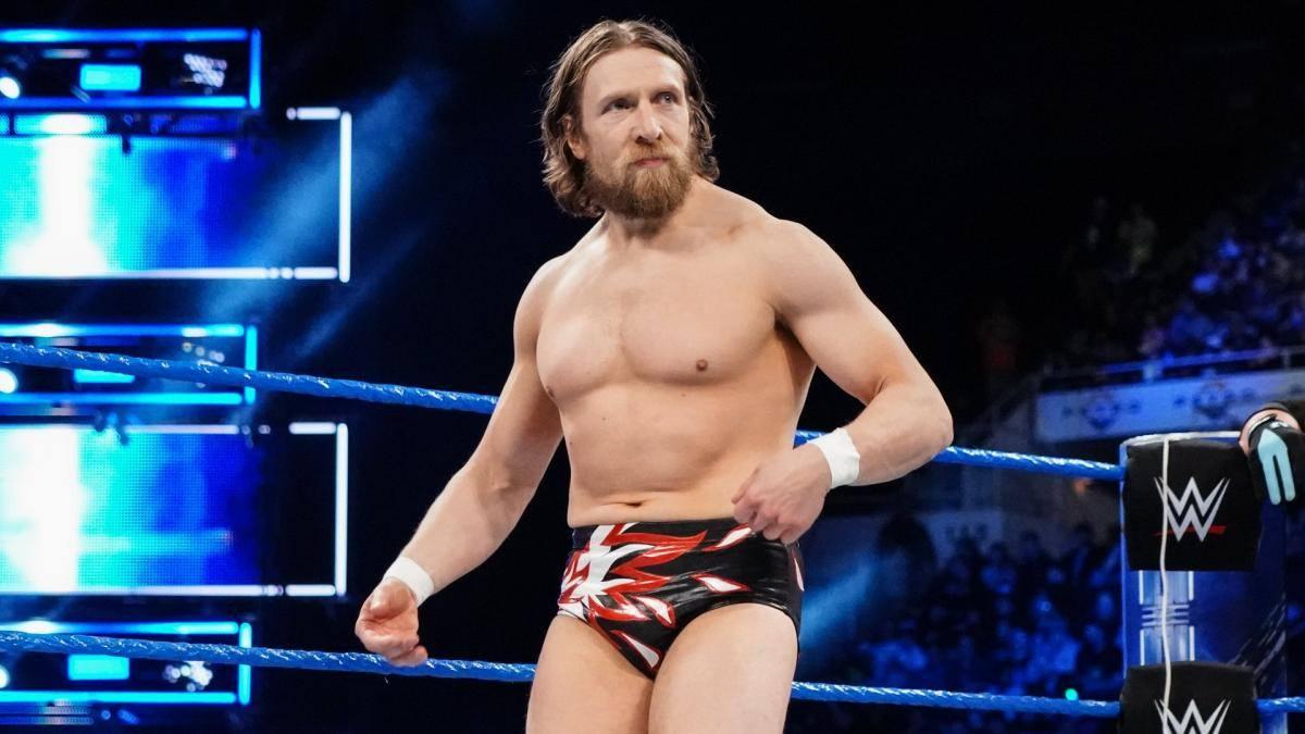 Royal Rumble Daniel Bryan Bianca Belair