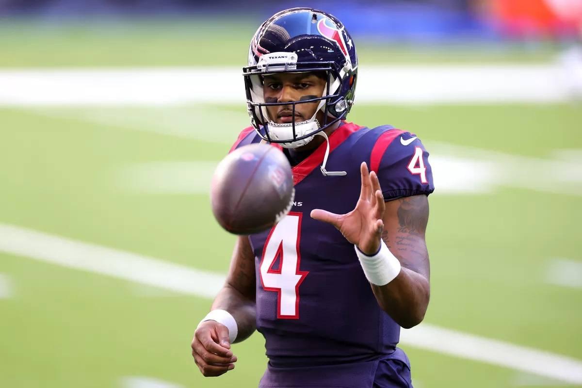 NY Jets Trade Rumor QB Deshaun Watson Houston Texans