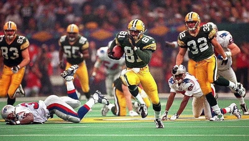 Desmond Howard Green Bay Packers