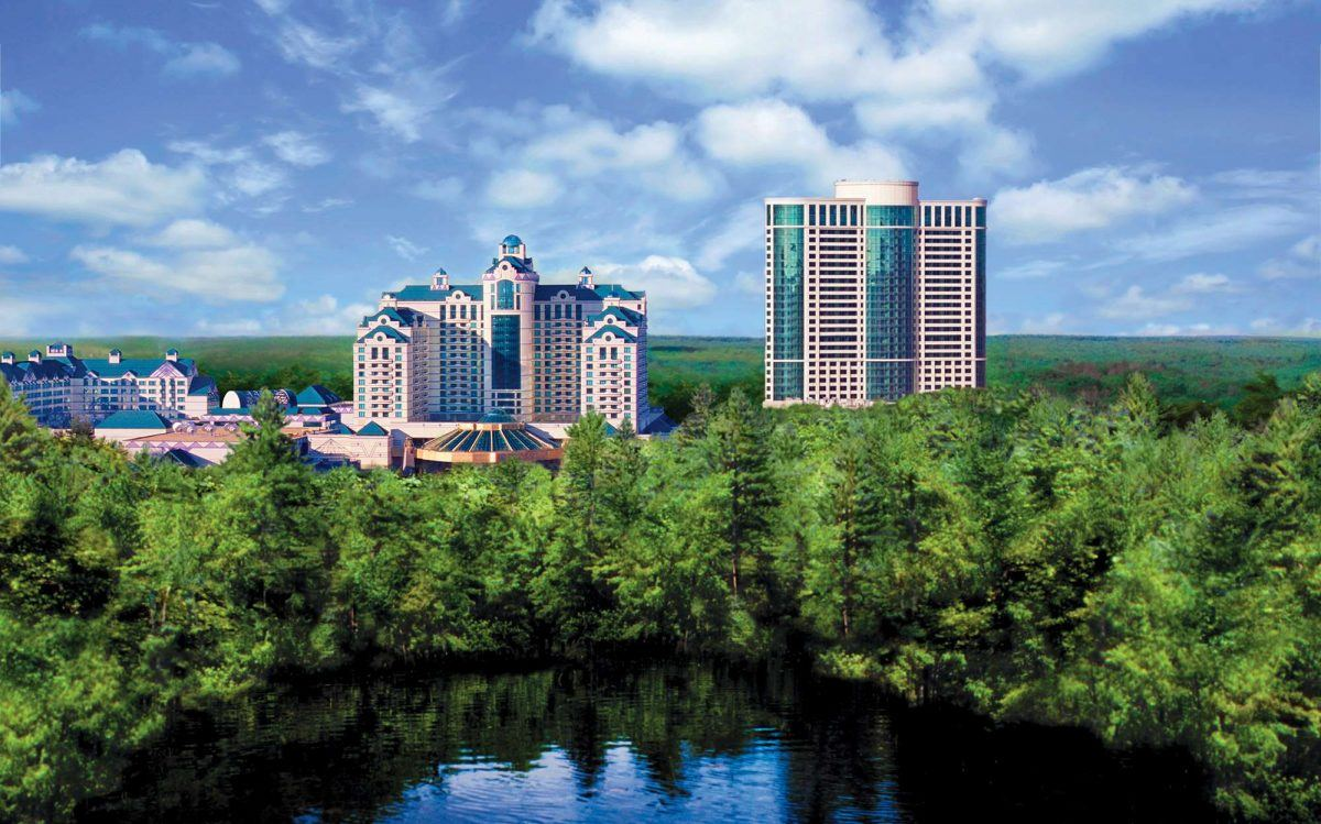 Connecticut casinos are losing business to neighboring states that offer sports betting.