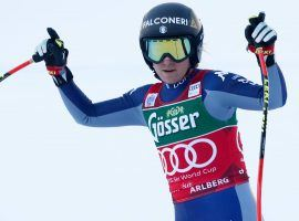 Goggia Wins Downhill, Breezy on Podium as Women's World Cup in St. Anton Wraps with Super G Sunday