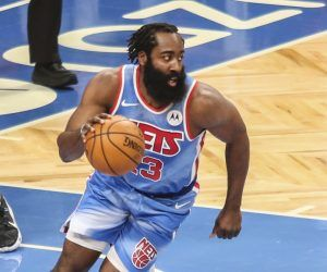 James Harden Triple-Double Video Brooklyn Nets Beard