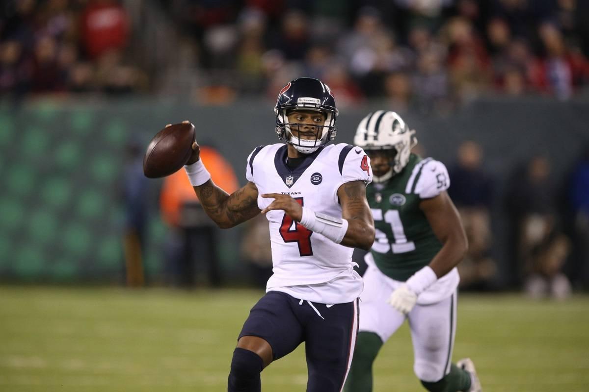 Deshaun Watson rumor perdagangan NY Jets Miami Dolphins