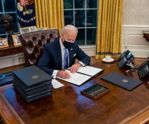 Presidential election payouts settled Biden Trump