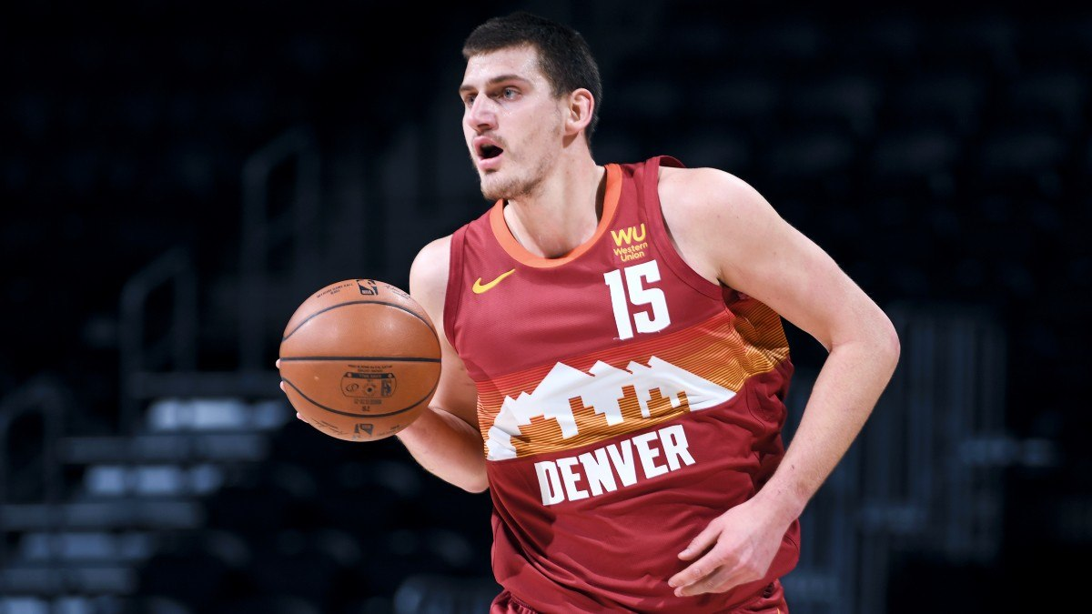 Nikola Jokic MVP odds Denver Nuggets NBA Greek Freak Luka Doncic