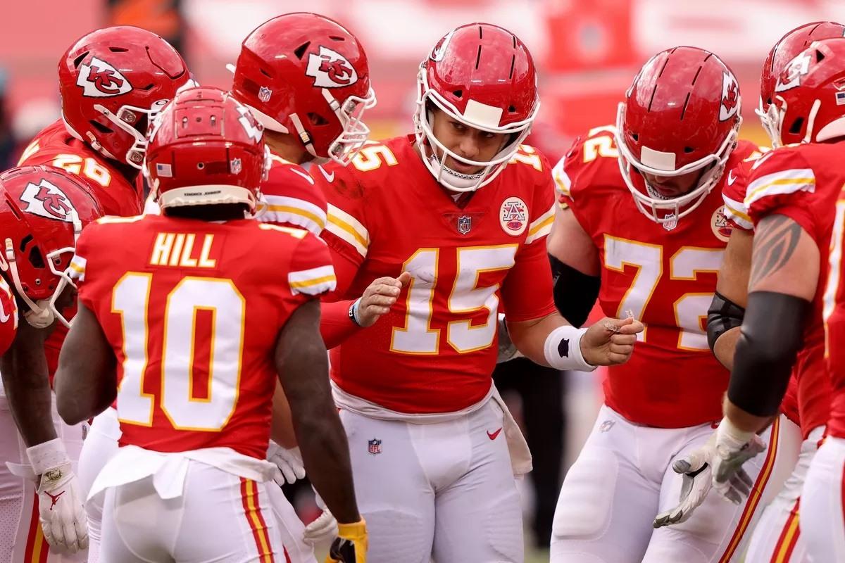Super Bowl 55 mengalahkan Kansas City Chiefs