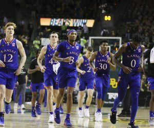 Kansas Jayhawks college basketball losing streak