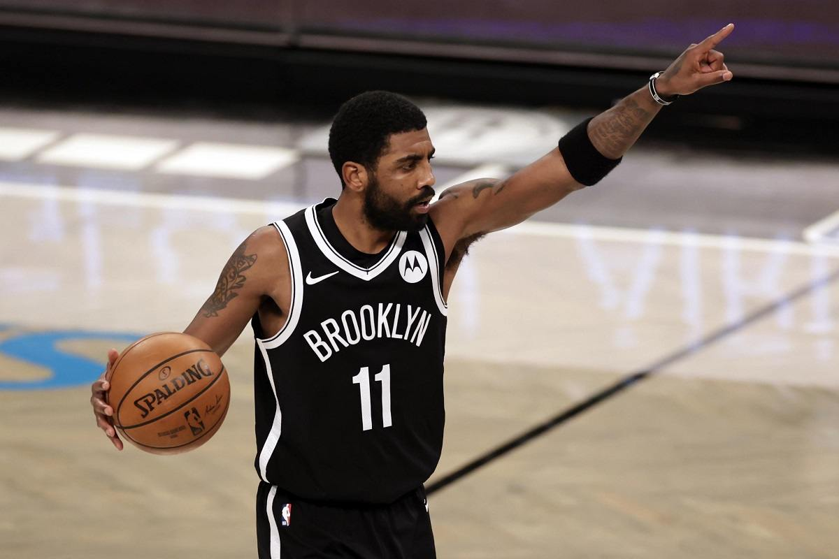 Kyrie Irving Brooklyn Nets ReturnPersonal Reasons