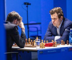 Magnus Carlsen Tata Steel Masters odds