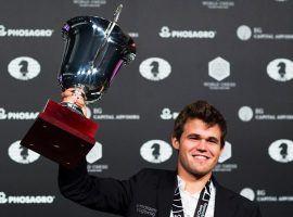 Magnus Carlsen is the current World Chess Champion, and has reigned since 2013. (Image: Eduardo Munoz Alvarez/Getty)