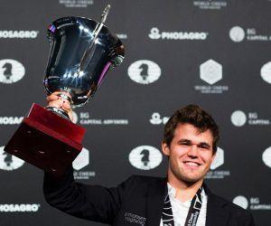 World Chess Champions Magnus Carlsen
