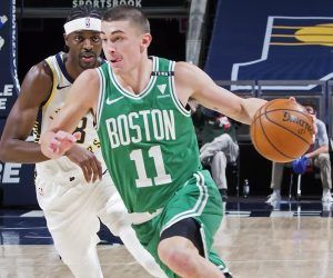 Payton Pritchard Boston Celtics knee injury