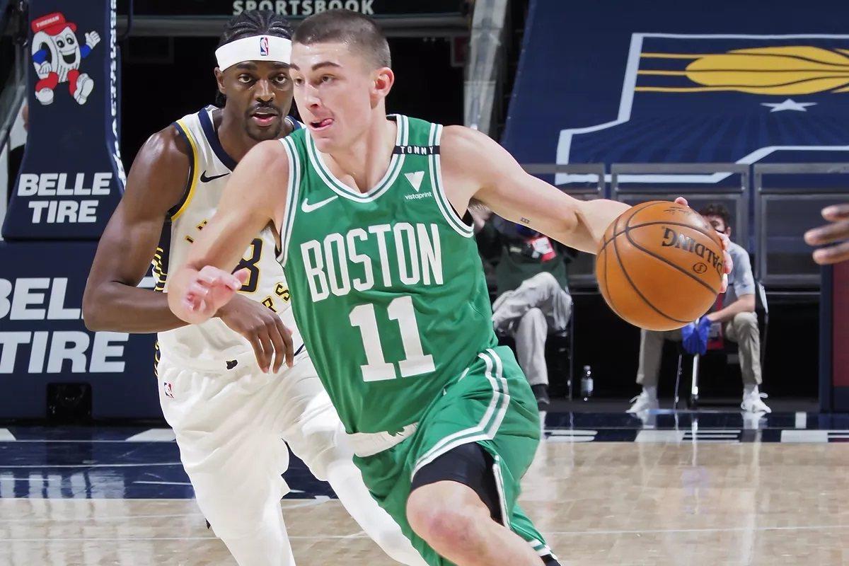 Payton Pritchard Boston Celtics knee injury