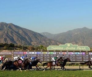 Santa Anita-postponement