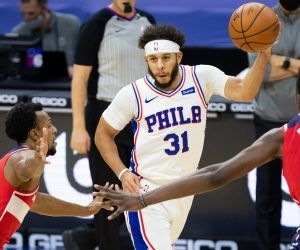 Seth Curry NBA Fantasy Waiver Wire Pickups RJ Barrett Coby White Cole Anthony