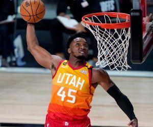 Utah Jazz winning streak Donovan Mitchell