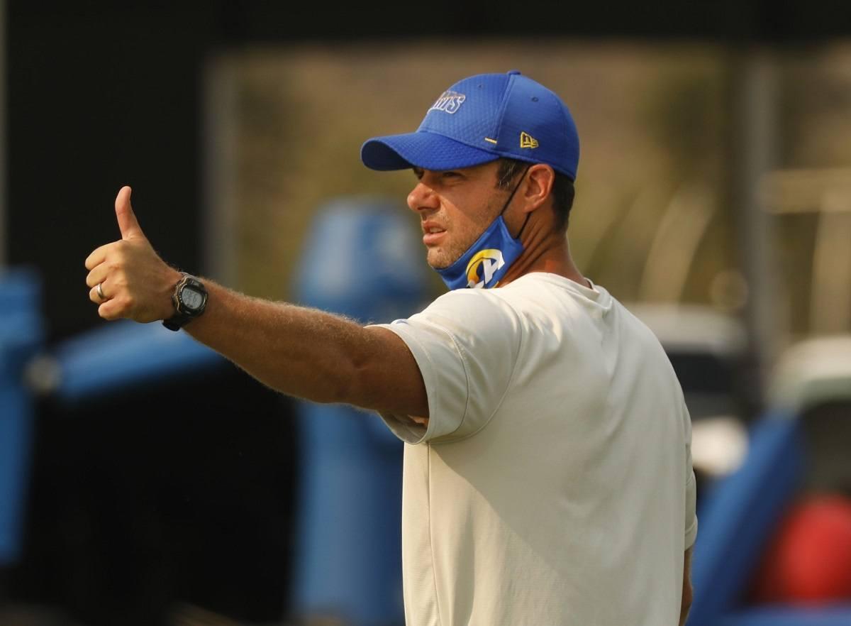 Los Angeles Chargers Hire Brandon Staley New Head Coach LA Rams DC