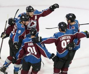 Stanley Cup Odds Avalanche