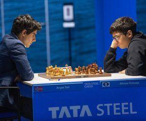 Tata Steel odds chess