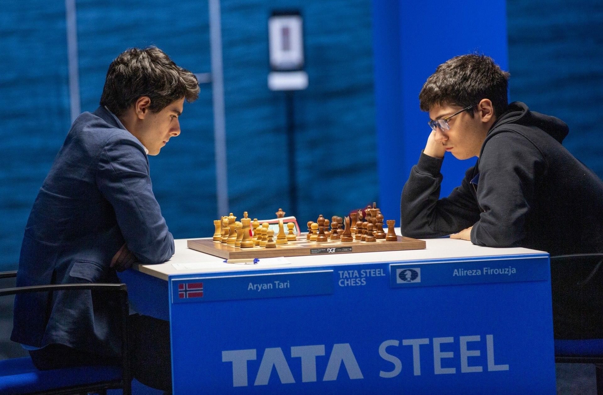 Catur odds Tata Steel