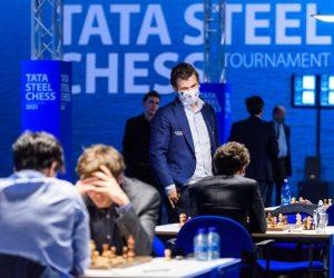 Tata Steel odds Carlsen