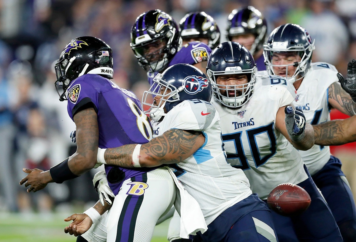 NFL Wild Card Sunday Preview Ravens Titans Bears Saints Browns Steelers