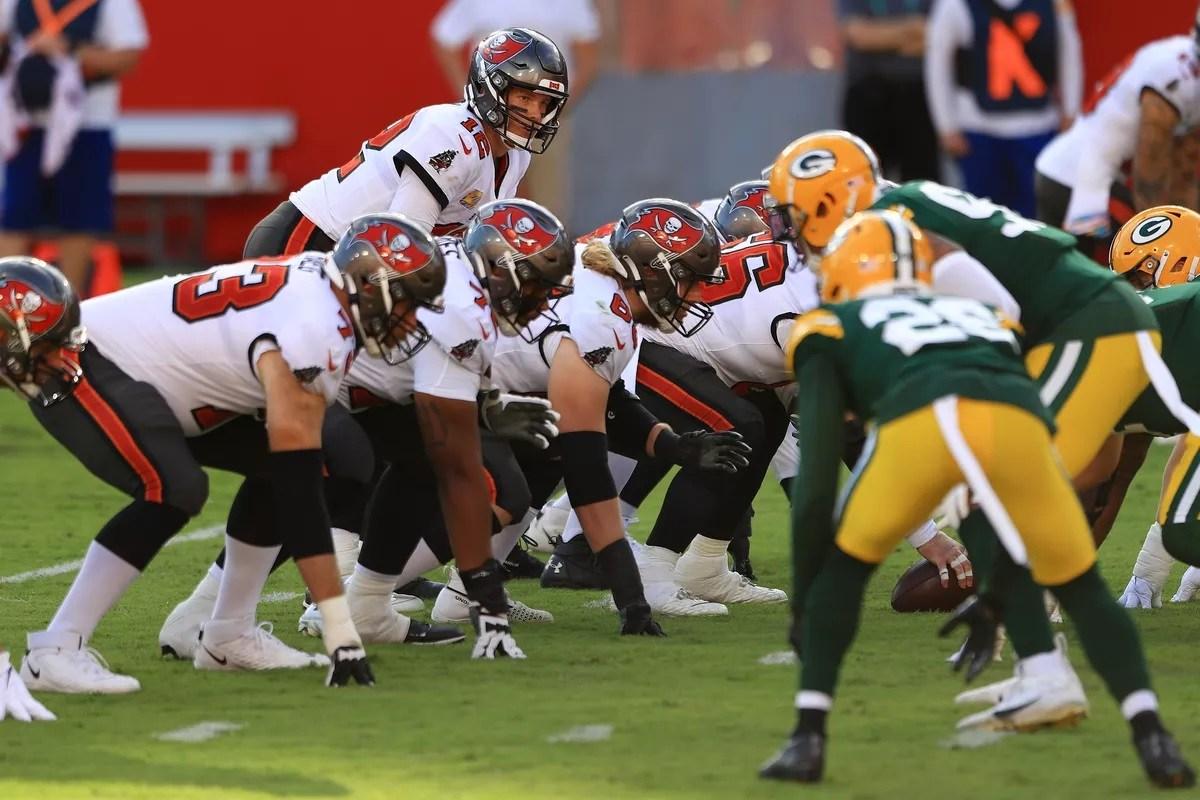 Kejuaraan Peluang Taruhan Konferensi Berjangka NFC Green Bay Packers Tampa Bay Bucs New Orleans Saints
