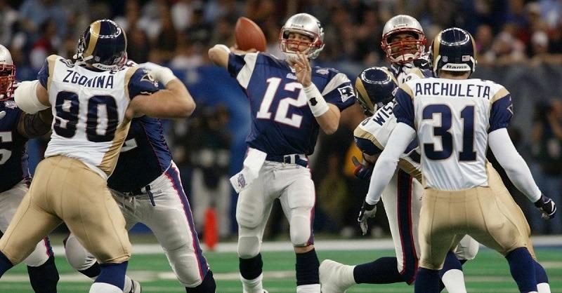 Tom Brady New England Patriots GOAT
