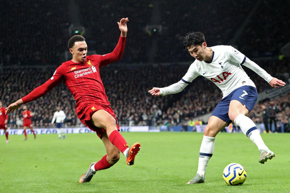 Tottenham Liverpool odds Premier League