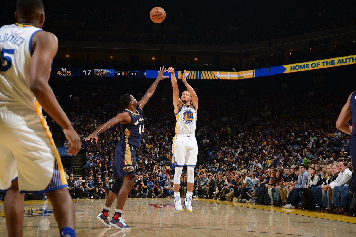 NBA 3-Pointers 3-Point Show 3-Pointer Best List Shooters