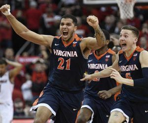 Virginia online sports gambling will open before Feb. 7 state lottery officials announced earlier this week. Up to 14 sportsbook apps are set to be live within the state's first few months of operation which should provide bettors with many options prior to March Madness. (Image: AP)
