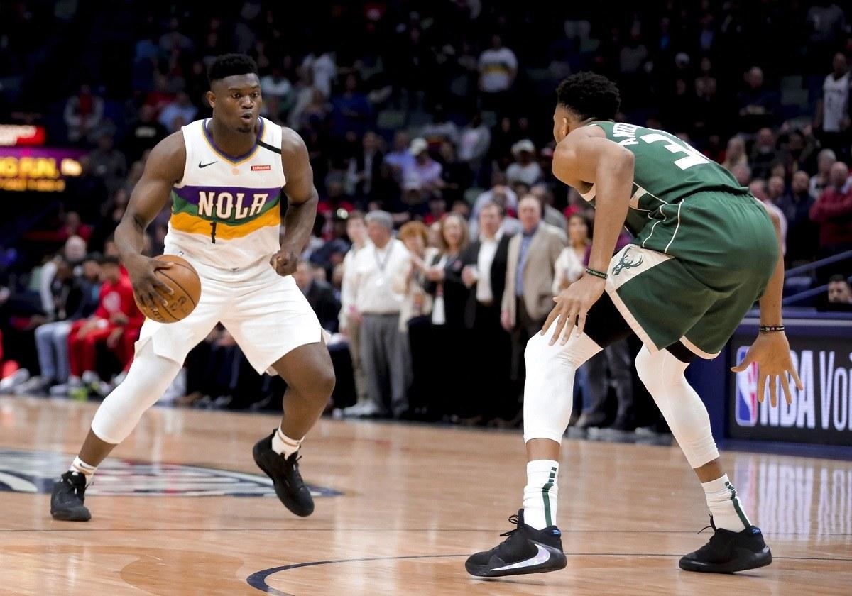 NBA Preview Zion Greek Freak Lakers Celtics Denver Nuggets Utah Jazz