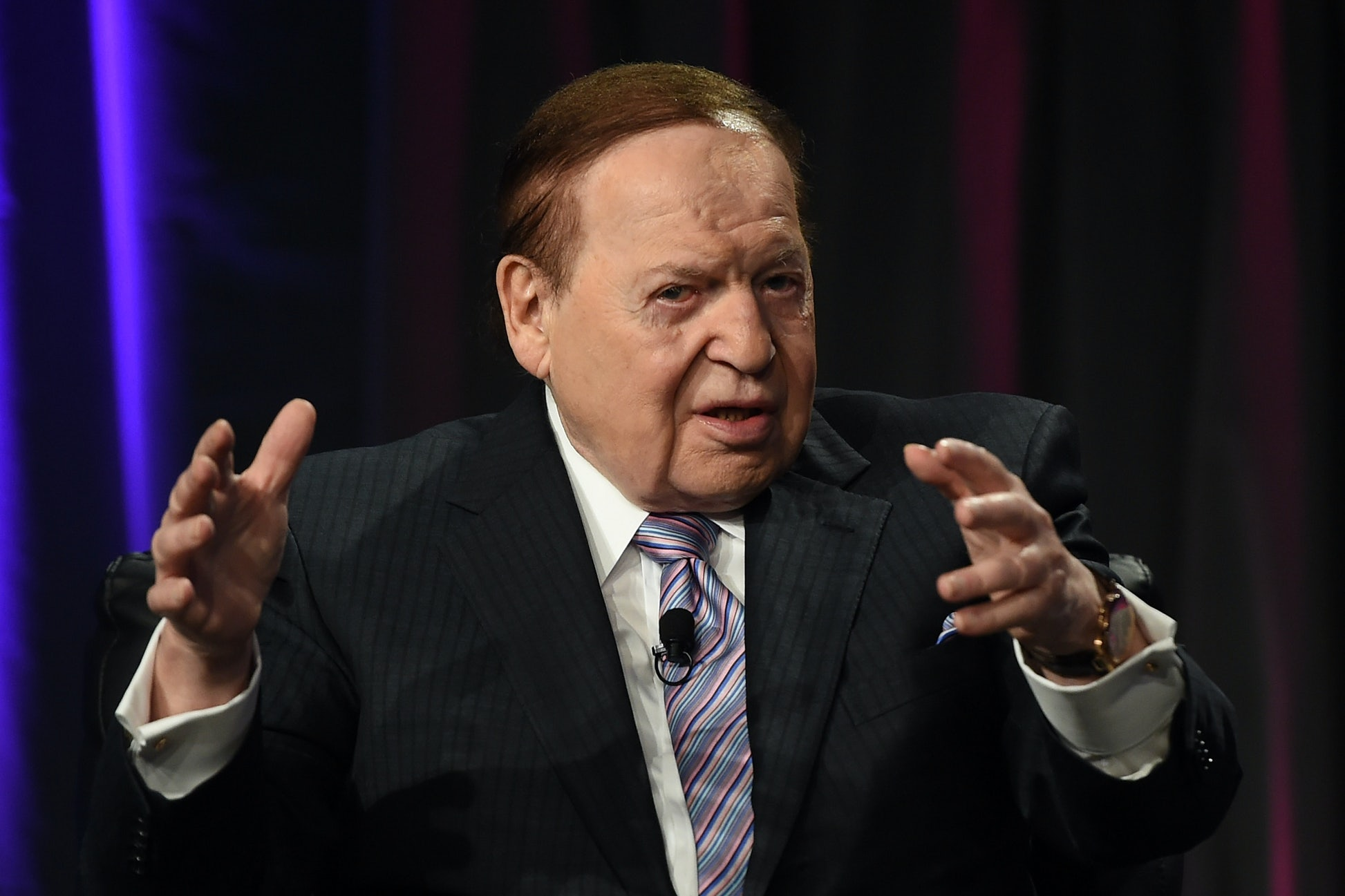 Sheldon Adelson died at age 87