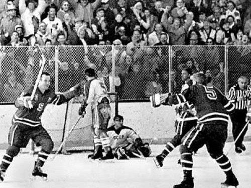 1960 US Olympic Hockey Team