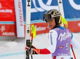 Gut-Behrami and Suter Mark the Return of Swiss Speed in St. Anton