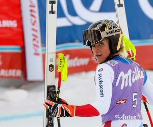 Swiss ski superstar Lara Gut-Behrami snaps a decade-long drought on Austrian snow in super-G Sunday as she sneaks to the top of the podium just past Italian Marta Bassino. (Image: Getty)