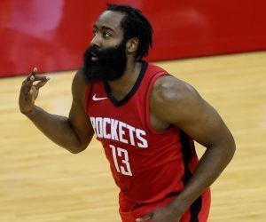 Houston Rockets trade James Harden Brooklyn Nets Victor Oladipo Indiana Pacers Cleveland Cavs