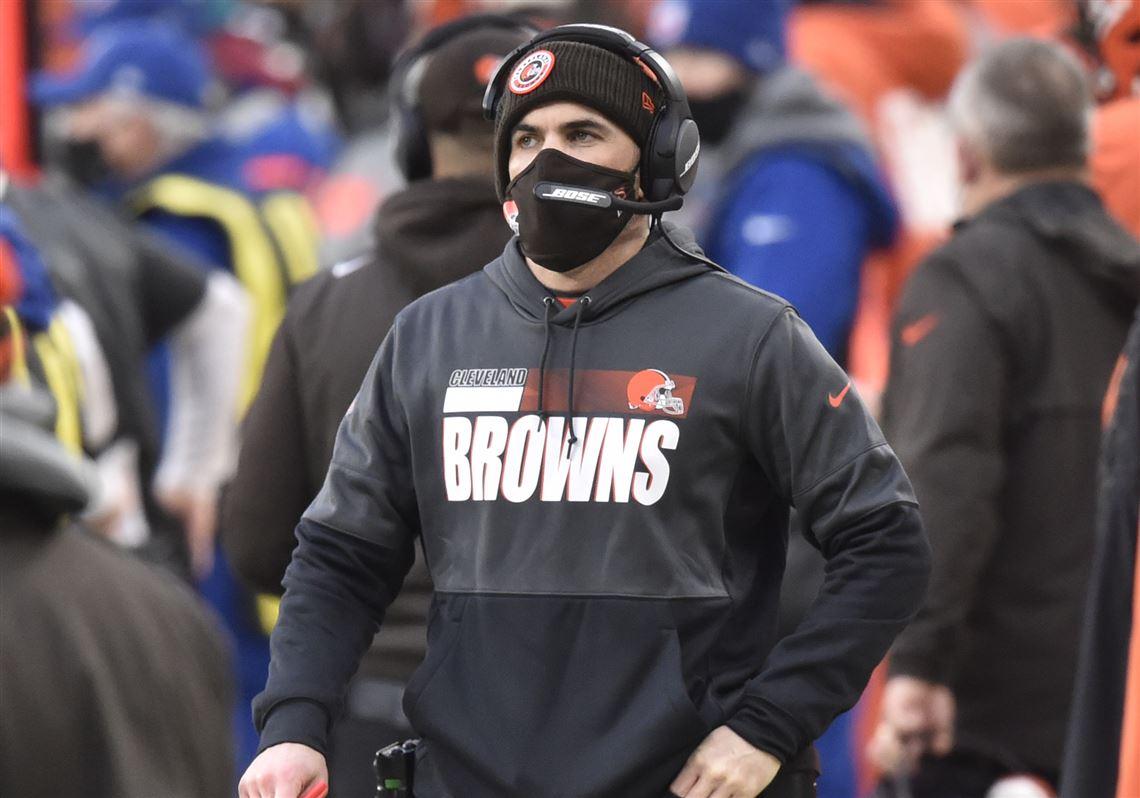 Kevin Stefanski Cleveland Browns COVID-19