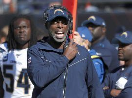 Los Angeles Chargers' Anthony Lynn was one of three head coaches fired on the NFL's Black Monday. (Image: AP)