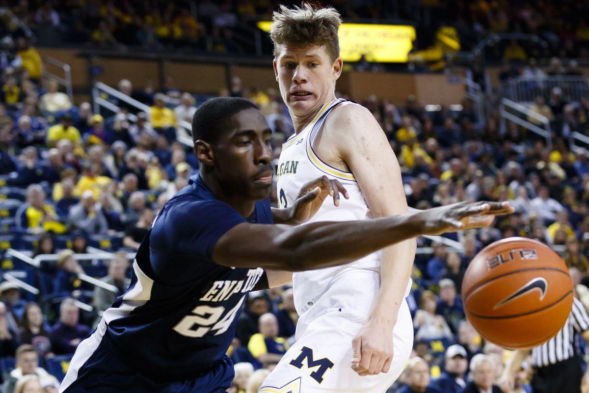 Penn State and Michigan basketball