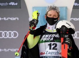 German Slalom Specialist Strasser Cashes in with Miracle Second Run in Zagreb