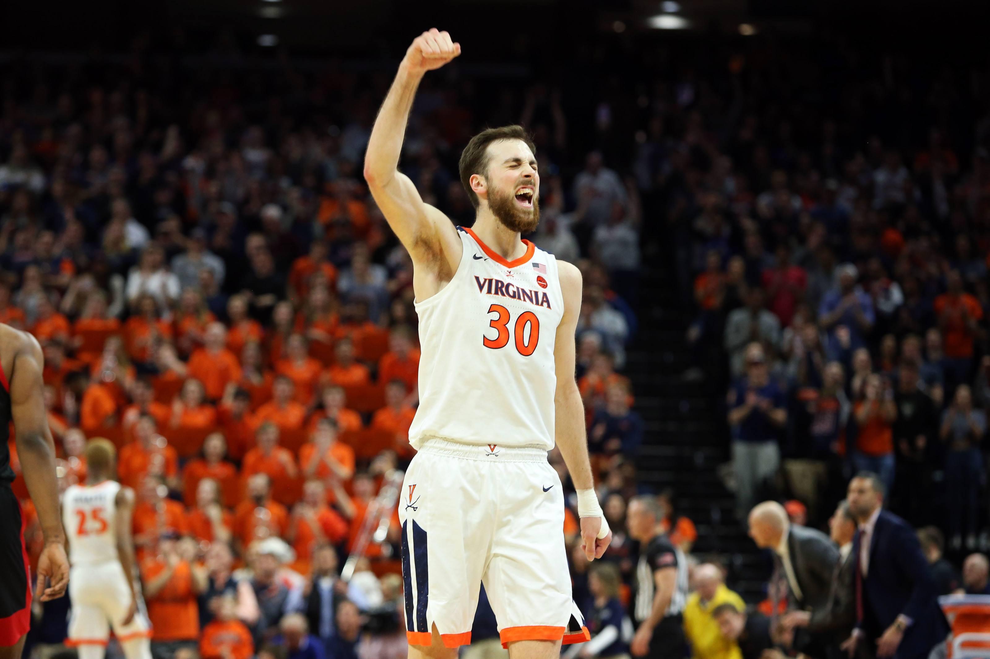 Bola basket putra Virginia