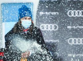 Petra Vlhová Crowned Snow Queen in Zagreb, Men's Snow King Slalom Set for Wednesday