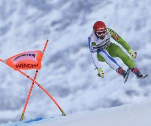 The men's alpine World Cup stop this weekend at Wengen was cancelled Monday due to COVID-19 concerns by local officials. Held in the shadow of the famed Eiger peak the Lauberhorn is the circuit's longest, fastest, and oldest run. A pair of races will instead take place five hours away in Kitzbühel. (Image; Getty)