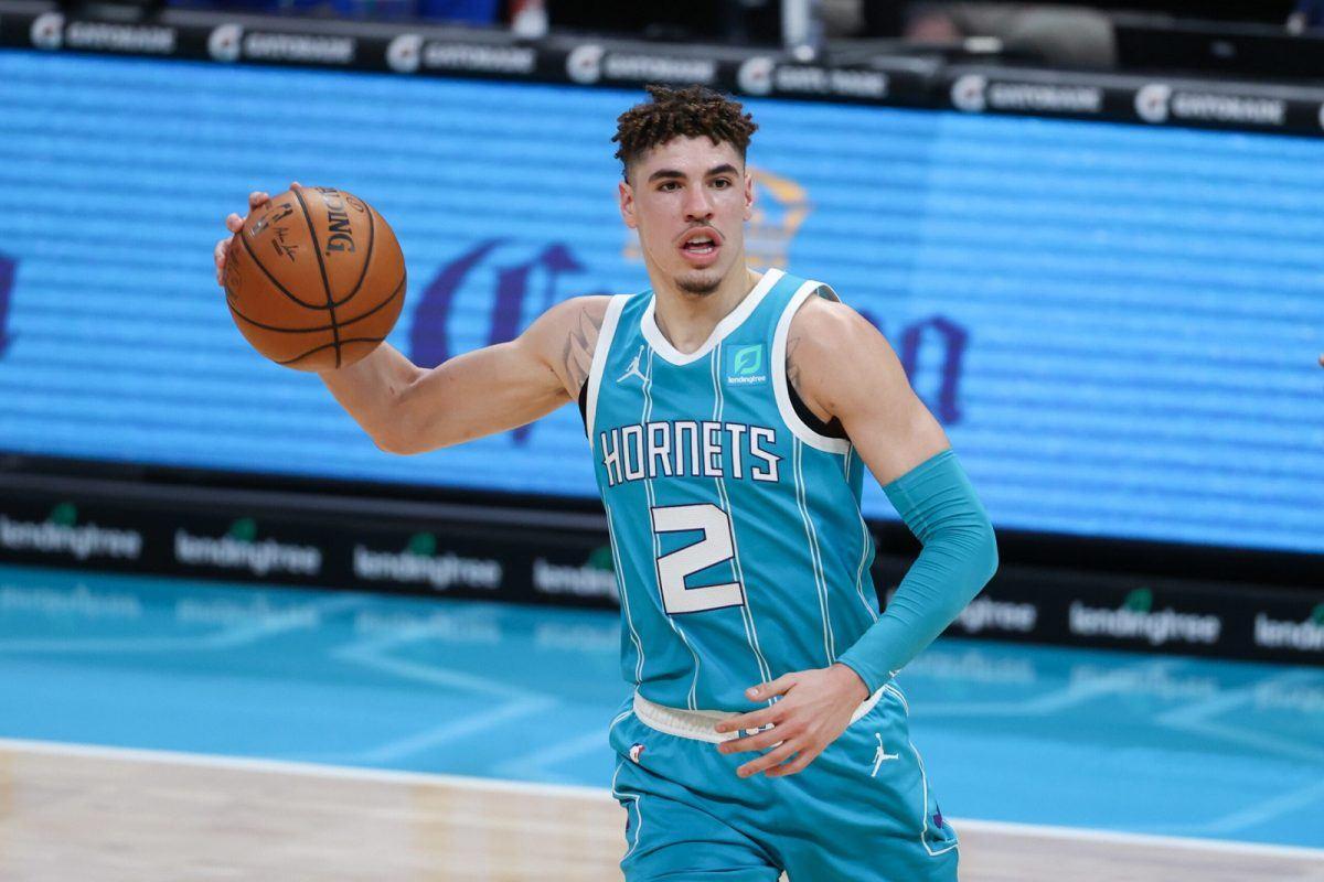 Taruhan olahraga Carolina Utara Charlotte Hornets